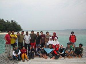Ekspedisi Karimunjawa 2010 (Pulau Menjangan Kecil)